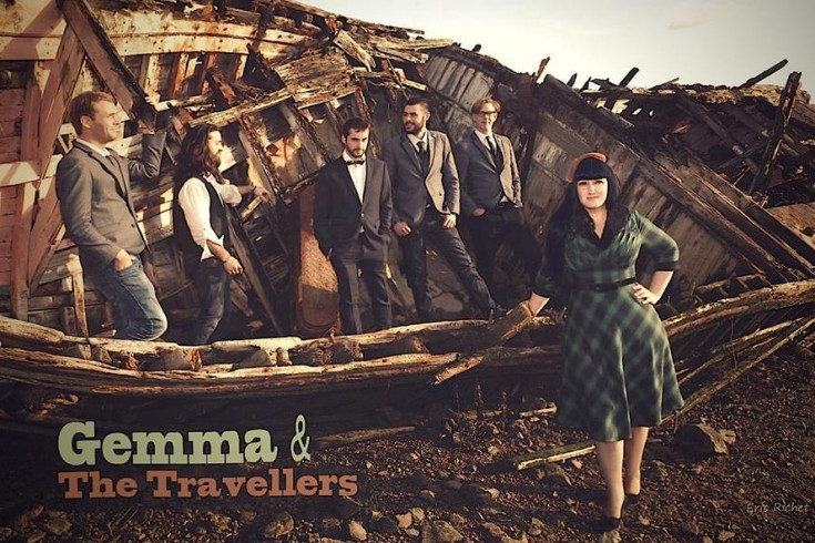 gemma and the travellers